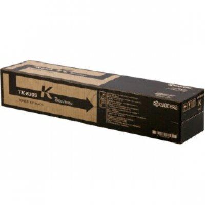 Тонер-картридж Kyocera TK-8305K 25 000 стр. Black (1T02LK0NL0)Тонер-картриджи для лазерных аппаратов Kyocera<br>Тонер-картридж TK-8305K 25 000 стр. Black для TASKalfa 3050ci/3550ci<br>