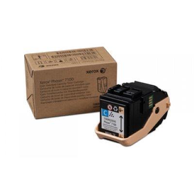 Тонер-Картридж Phaser 7100 Голубой повышенной емкости (9 000 images) (106R02609)