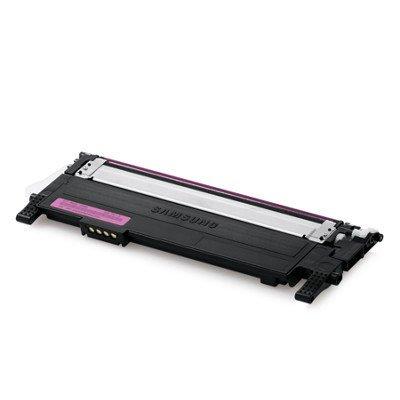 Тонер-Картридж пурпурный Samsung CLT-M406S/SEE для CLP-360/365/365W (CLT-M406S/SEE) картридж для лазерного принтера samsung clt m406s