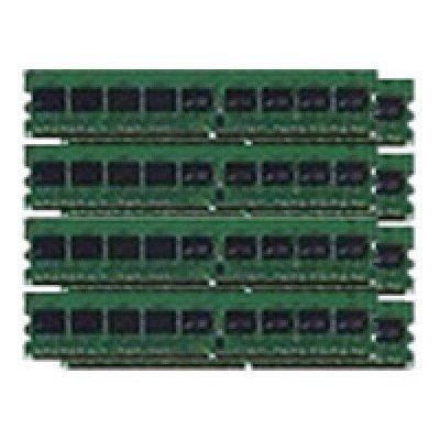 Модуль памяти 64Гб Kingston for HP/Compaq (495604-B21) DDR-II FBDIMM 64GB (PC2-5300) 667MHz ECC Fully Buffered Kit (8 x 8Gb) (KTH-XW667/64G)Модули оперативной памяти серверов Kingston<br>(Описание)<br>