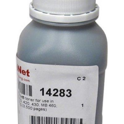 Тонер OKI B 430/410/420 (фл, 75г.) 3,5K Uninet (14283)