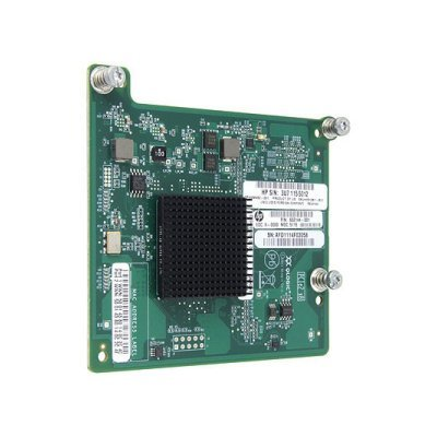 Контроллер Fibre Channel HP 651281-B21 (651281-B21)Контроллеры Fibre Channel HP<br>Dual port, 8Gb, for BL cClass Gen8  QMH2572, Host Bus Adapter, Qlogic-based, Fibre Channel mezzanine card<br>