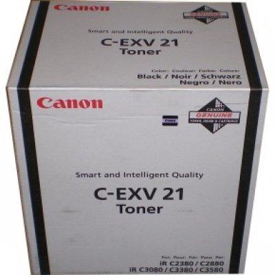 Тонер (0452B002) Canon С-EXV21 черный (0452B002) тонер картридж canon c exv 21 bk 0452b002