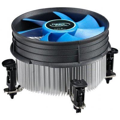 Вентилятор Intel IDeep Cool Theta 16 PWM 95W Cuprum Socket 1156/1155 (THETA 16 PWM)Кулеры для процессоров Intel<br>Deep Cool Theta 16 PWM 95W Cuprum<br>