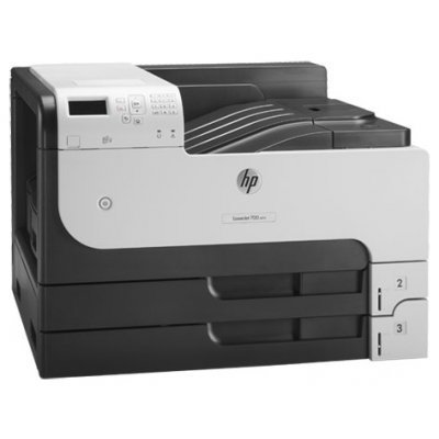 Принтер HP LaserJet Enterprise 700 M712dn (CF236A) (CF236A) принтер hp color laserjet enterprise m652dn