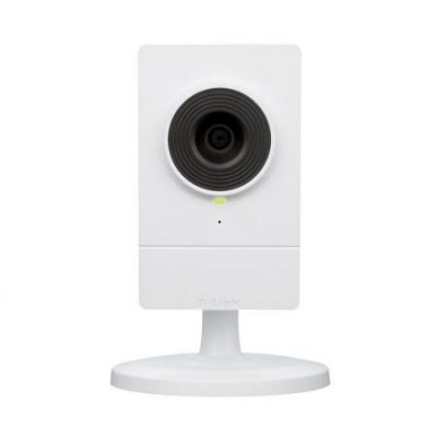 Камера видеонаблюдения D-Link DCS-2103 (DCS-2103)Камеры видеонаблюдения D-Link<br>Cube Network Micro SD memory cards slot for local storage<br>