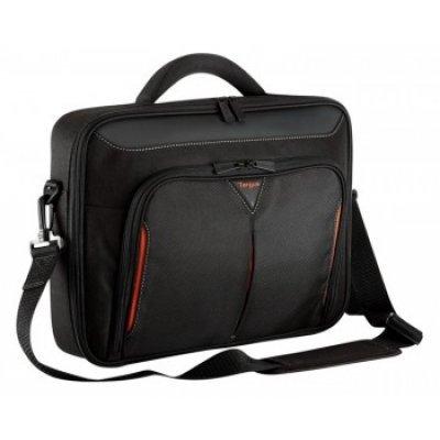 Сумка для ноутбука Targus CN415EU-50 15.6 black/red (CN415EU-50)Сумки для ноутбуков Targus<br>Сумка для ноутбука Targus CN415EU-50 15.6 black/red<br>