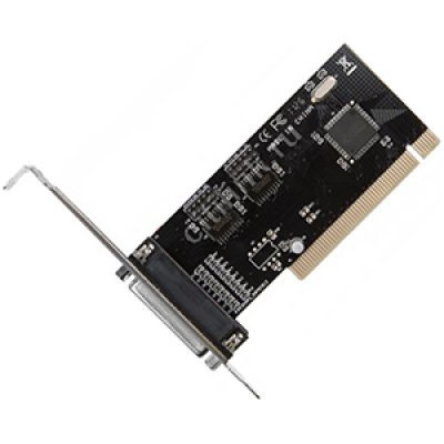 Контроллер * PCI-E COM/LPT 2+1PORT (COM/LPT 2+1PORT) контроллер pci e 2 com купить минск