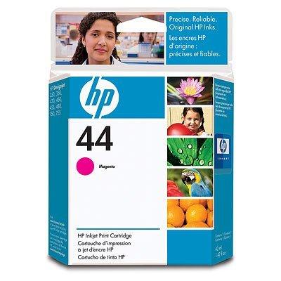 Картридж HP № 44 (51644M)  для 350,450,750 plot пурпурный (51644M)Картриджи для струйных аппаратов HP<br>подходит к designjet 750c/plus/755cm/488ca/450c/455ca/350c<br>