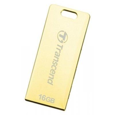 USB накопитель 16Gb Transcend JetFlash T3G золотистый (TS16GJFT3G)