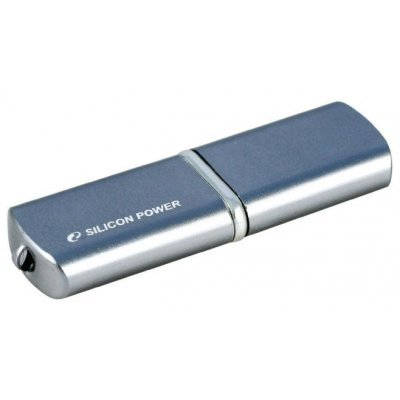 Фото USB накопитель 8Gb Silicon Power LuxMini 720 синий
