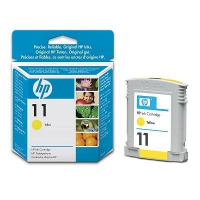 Картридж HP № 11 (C4838AE )  для IJ2200/2250/2230/2280/2600 желтый (C4838AE)Картриджи для струйных аппаратов HP<br>подходит к IJ2200/2250/2250tn/2230/2280/2600/cp 1700<br>