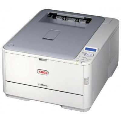 Цветной лазерный принтер OKI C301DN (А4) (44951524)Цветные лазерные принтеры Oki<br>OKI Цветной принтер А4 C301DN-EURO<br>