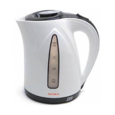 Электрический чайник Supra KES-2004 серый (KES-2004GREY) supra kes 2301 grey