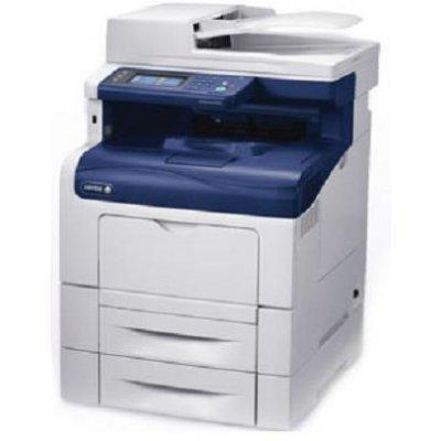 Цветное МФУ Xerox WorkCentre 6605DN (6605V_DN)