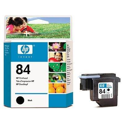 Печатающая головка HP № 84 (C5019A) для  designjet 10ps/20ps/50ps /dj130 черная (C5019A)
