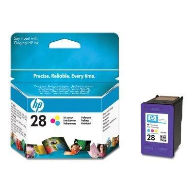 Картридж HP № 28 (C8728AE)  для DJ3325/3420 цветной (C8728AE)Картриджи для струйных аппаратов HP<br>подходит к deskjet 3320/3325/3420/3425<br>