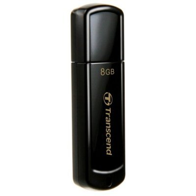 USB накопитель 8Gb Transcend JetFlash 350 (TS8GJF350)USB накопители Transcend<br>Флеш Диск Transcend 8Gb JETFLASH 350<br>