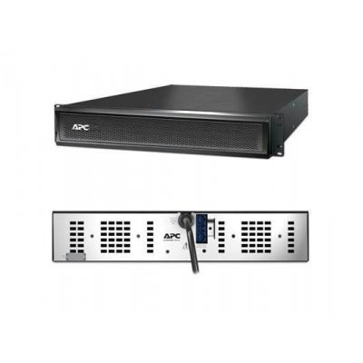 Батарейный шкаф APC SMX48RMBP2U (SMX48RMBP2U)Батарейные шкафы APC<br>APC Smart-UPS X 48V External Battery Pack, RM 2U/Tower (for SMX1000I, SMX1500RMI2U, SMX1500RMI2UNC), Hot Pluggable, Intelligent Battery Management, 2 y.war.<br>