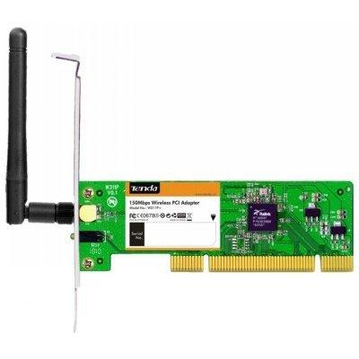 Wi-Fi адаптер Tenda W311P+ PCI (W311P+)