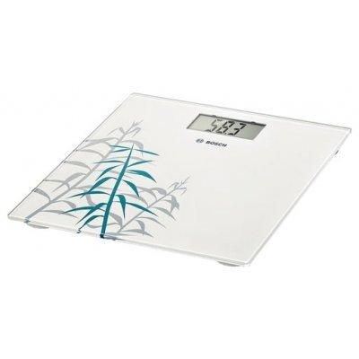 Весы Bosch PPW3303 (PPW3303)Весы Bosch<br>электронные, стеклянная платформа, нагрузка до 180 кг, очень точное измерение, автовключение, автовыключение<br>