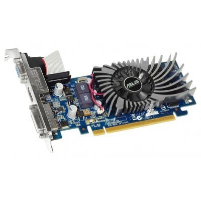 Видеокарта 1024M Asus GeForce GF210  Low Profile (210-1GD3-L) (210-1GD3-L)Видеокарты ПК ASUS<br>Видеокарта Asus PCI-E NV 210-1GD3-L GF210 1024M DDR3 589/1200 Low Profile HDMI+DVI RTL<br>