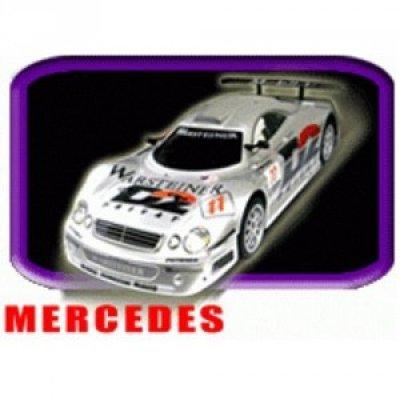 Радиоуправляемая модель Hobby Машина Mercedes (0306) (0306)
