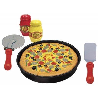 Посуда для кукол RED BOX Пицца на сковородке (22676) (22676)Игрушки посуда RED BOX<br><br>