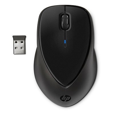 Фото Мышь HP Mouse Comfort Grip Wireless (H2L63AA)