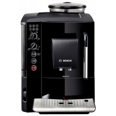 Кофемашина Bosch TES50129RW (TES50129RW)Кофемашины Bosch<br>эспрессо, автоматическая, для зернового и молотого кофе, кофемолка с регулировкой степени помола, контроль крепости кофе, настройка температуры, регулировка порции воды<br>