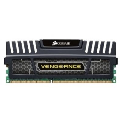 Модуль памяти DDR3 8192Mb 1600MHz Corsair (CMZ8GX3M1A1600C9) RTL 1X240DIMM (CMZ8GX3M1A1600C9)Модули оперативной памяти ПК Corsair<br>DDR3 8192Mb 1600MHz Corsair (CMZ8GX3M1A1600C9) RTL 1X240DIMM<br>