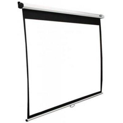 Экран Elite Screens M99NWS1 настенный (M99NWS1)Проекционные экраны Elite Screens<br>Elite Screens M99NWS1 (99/1:1) 178x178cm, настенный, ручной, MW, бел. корпус<br>