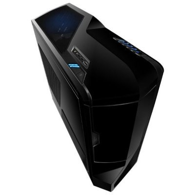 Корпус NZXT Phantom black (NZXT PHANT B) корпус nzxt phantom black
