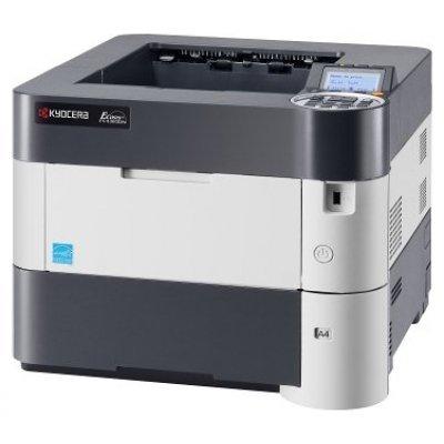 Лазерный принтер Kyocera FS-4100DN (1102MT3NL0)Монохромные лазерные принтеры Kyocera<br>A4, 1200dpi, 256Mb, 45 ppm, дуплекс, USB 2.0, Network 10/100/1000BaseT<br>