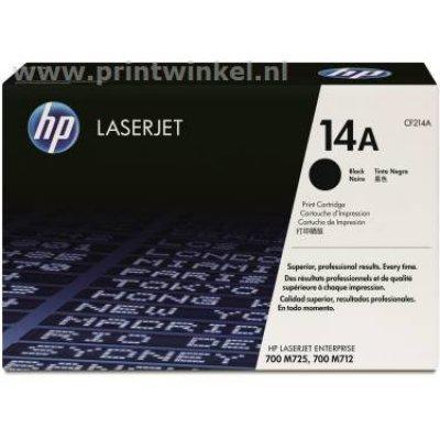 Картридж HP (CF214A) 14A для LJ 700 MFP M712, черный (CF214A)Тонер-картриджи для лазерных аппаратов HP<br>Лазерные картриджи HP используются в лазерных принтерах и МФУ HP, например, в принтерах LaserJet.<br>