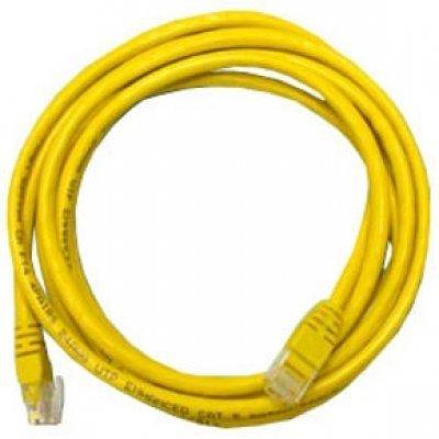 Кабель Patch Cord UTP 5м, Категория 5е - жёлтый (NM13001050YL)Кабели Patch Cord Neomax<br>Patch Cord UTP 5м, Категория 5е - жёлтый<br>