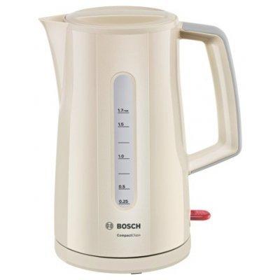 Электрический чайник Bosch TWK 3A017 (TWK3A017) электрический чайник bosch twk7808 золотой twk7808