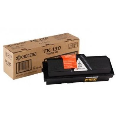 Тонер-картридж Kyocera TK-130 для FS-1350DN/1300D/1028MFP/1128MFP Black (1T02HS0EU0)