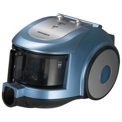 Пылесос Samsung SC6534 (VCC6534V3B/XEV)Пылесосы Samsung<br>сухая уборка, с циклонным фильтром, без мешка для сбора пыли, работа от сети, мощность всасывания 360 Вт, потребляемая мощность 1600 Вт, вес 5.2 кг<br>