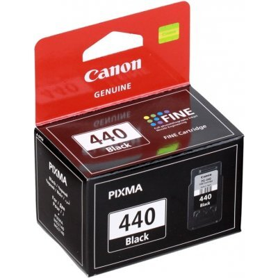 Картридж CANON PG-440 (5219B001)Картриджи для струйных аппаратов Canon<br>CANON PG-440<br>