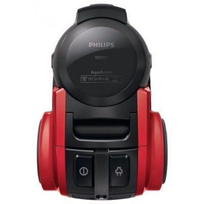 Пылесос Philips FC8950/01 (FC8950/01)Пылесосы Philips<br>сухая уборка, с аквафильтром, без мешка для сбора пыли, работа от сети, мощность всасывания 220 Вт, потребляемая мощность 2000 Вт, вес 7.5 кг<br>