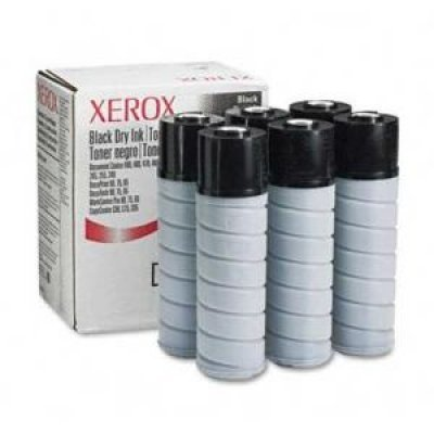 Фото Тонер Xerox WC Pro 65/75/90/DC 460/470/480/490 (6 pack 186000 pages)