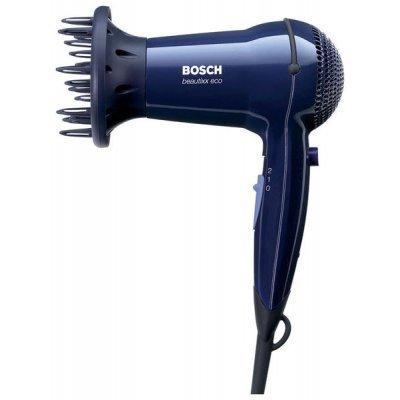 Фен Bosch PHD3300 (PHD3300)Фены Bosch<br>обычный фен, мощность 1600 Вт, режимов нагрева: 2, скоростей: 2<br>