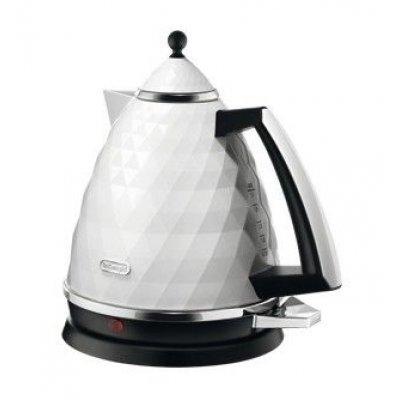 цена на Электрический чайник Delonghi KBJ 2001. W (KBJ 2001. W)