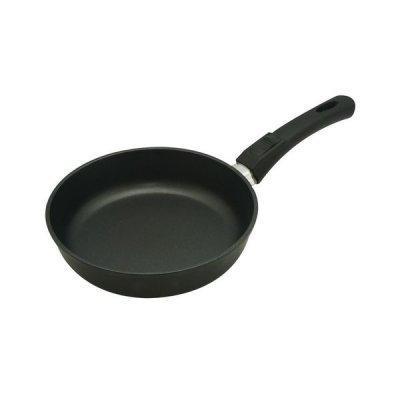Сковорода Нева-Металл 6020 (НМ6020)Сковороды Нева-Металл<br>20 см, съемная ручка<br>