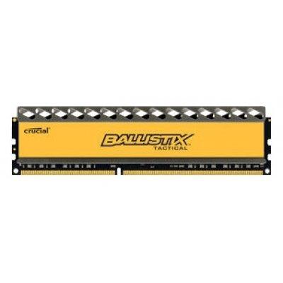 все цены на Модуль памяти Crucial Ballistix Tactical CL9 4GB DDR3 (pc-14900) 1866MHz (BLT4G3D1869DT1TX0CEU) (BLT4G3D1869DT1TX0CEU)