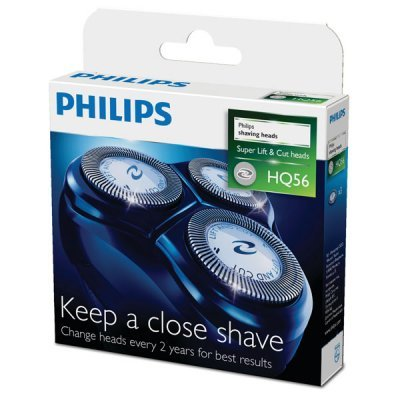 Бритвенная головка Philips HQ56/50 (HQ56/50)Бритвенные головки Philips<br>серия HQ, для электробритв Philips серии 6400,6600,6800,6900<br>