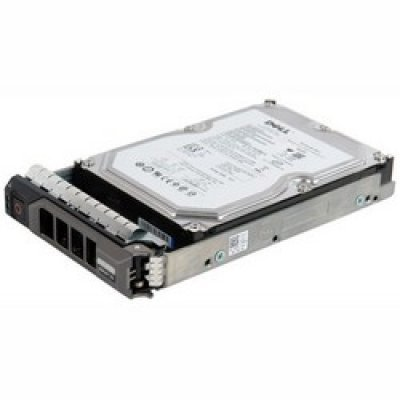 Жесткий диск Dell 500GB 3.5 (400-18615) (400-18615)Жесткие диски серверные Dell<br>SATA 6Gbps 7.2k 3.5 HD Hot Plug Fully Assembled - Kit<br>