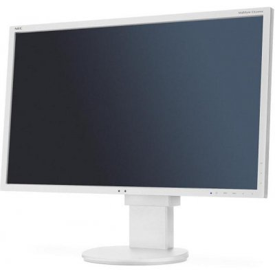 Монитор 21.5 NEC EA224WMi Silver/White (EA224WMi)Мониторы NEC<br>21.5; 16:9; e-IPS; LED backlight; 1920x1080; 0,247mm;14 ms; 250cd/m2; 1000:1; 178/178;Hight adj.:110;Tilt,Pivot;D-Sub,Disp.Port,DVI-D, Internal PS, 1+1W Audio,TCO5, Silver/White<br>