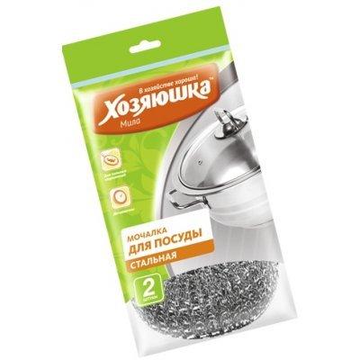Мочалка для посуды Хозяюшка Мила 02013 (Мила 02013)